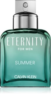 Calvin Klein Eternity for Men Summer 2020 toaletna voda za muškarce