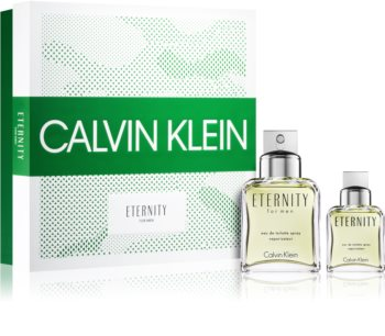Calvin Klein Eternity for Men darčeková sada I. (limitovaná edícia) pre mužov