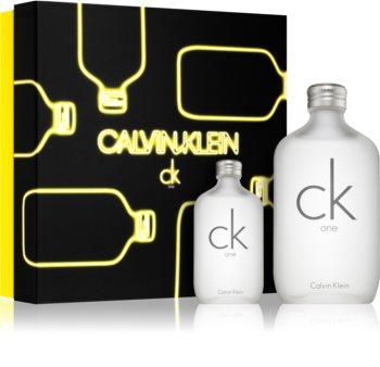Calvin Klein CK One confezione regalo I. unisex