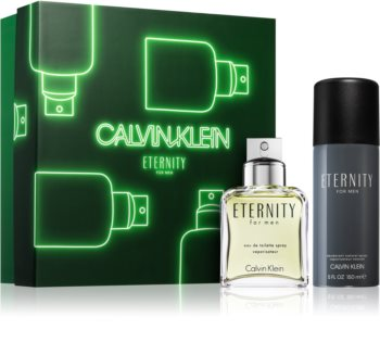 Calvin Klein Eternity for Men set cadou III. pentru bărbați