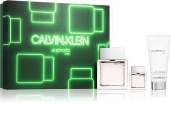 Calvin Klein Euphoria Men darčeková sada I. pre mužov