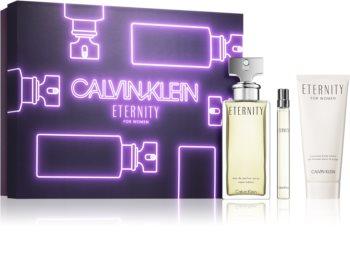 Calvin Klein Eternity set cadou II. pentru femei