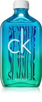 Calvin Klein CK One Summer 2021 woda toaletowa unisex