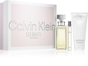 Calvin Klein Eternity coffret cadeau IV.