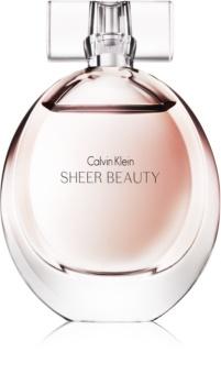 Calvin Klein Sheer Beauty Eau de Toilette til kvinder