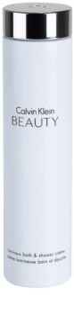 Calvin Klein Beauty creme de duche para mulheres 200 ml