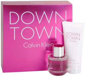 Calvin Klein Downtown coffret II.