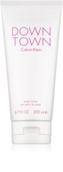 Calvin Klein Downtown leche corporal para mujer 200 ml