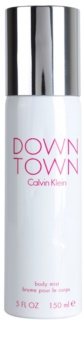 Calvin Klein Downtown spray corporal para mujer 150 ml