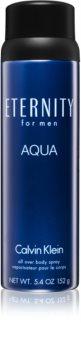 Calvin Klein Eternity Aqua for Men spray corporal para hombre 160 ml