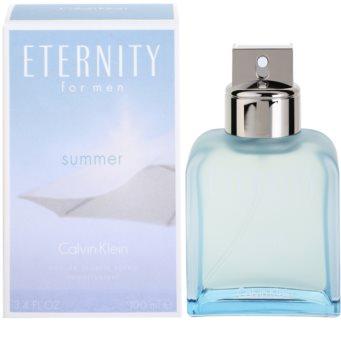 Calvin Klein Eternity for Men Summer (2014) eau de toilette para hombre 100 ml