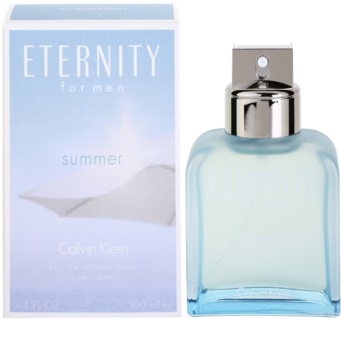 Calvin Klein Eternity for Men Summer (2014)woda toaletowa dla mężczyzn