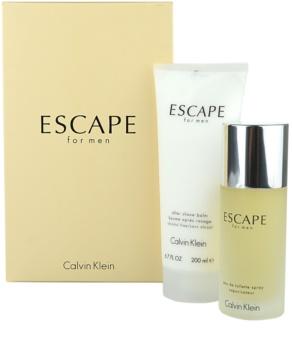 Calvin Klein Escape for Men lote de regalo II.