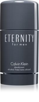 Calvin Klein Eternity for Men desodorizante em stick (sem álcool) para homens