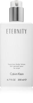 Calvin Klein Eternity leite corporal para mulheres