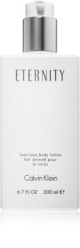 Calvin Klein Eternity telové mlieko pre ženy