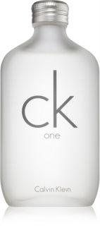 Calvin Klein CK One eau de toillete unisex