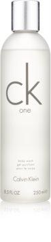 Calvin Klein CK One gel de douche (sans emballage) mixte