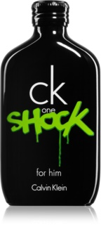 Calvin Klein CK One Shock eau de toillete για άντρες