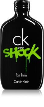 Calvin Klein CK One Shock woda toaletowa dla mężczyzn