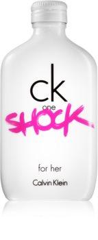Calvin Klein CK One Shock eau de toillete για γυναίκες