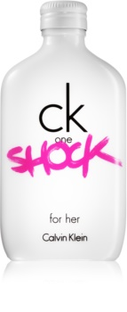 Calvin Klein CK One Shock toaletná voda pre ženy