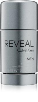 Calvin Klein Reveal desodorizante em stick (sem álcool) para homens