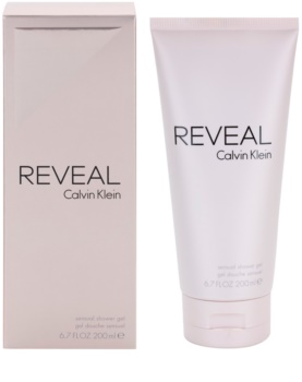 Calvin Klein Reveal gel de ducha para mujer 200 ml