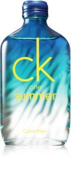 Calvin Klein CK One Summer 2015 Eau de Toilette unissexo 100 ml