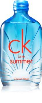 Calvin Klein CK One Summer 2017 Eau de Toilette unissexo