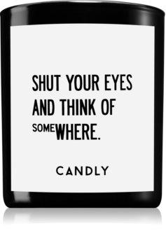 Candly & Co. Shut your eyes dišeča sveča