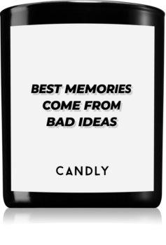 Candly & Co. Best memories dišeča sveča