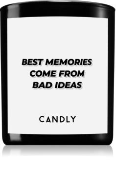 Candly & Co. Best memories scented candle