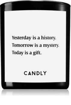 Candly & Co. Yesterday is a history świeczka zapachowa