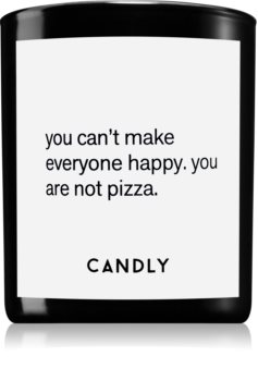 Candly & Co. You can't make everyone happy bougie parfumée