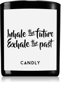 Candly & Co. Inhale the future vonná sviečka