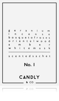 Candly & Co. No. 1 aроматизатор за гардероб