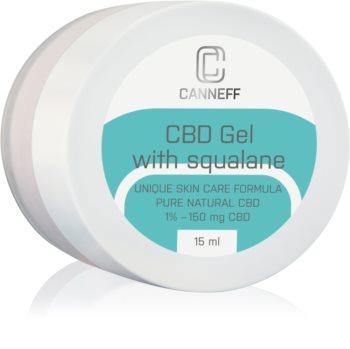 Canneff Balance CBD Gel gel régénérant pour peaux irritées