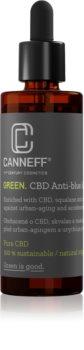 Canneff Green CBD Anti-Blue Light Serum Oil Serum For Skin Renewal