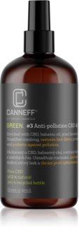 Canneff Green Anti-pollution CBD & Plant Keratin Hair Spray bezoplachová péče na vlasy
