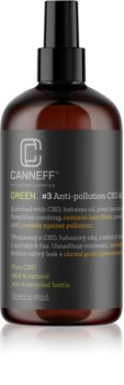 Canneff Green Anti-pollution CBD & Plant Keratin Hair Spray ingrijire leave-in pentru păr