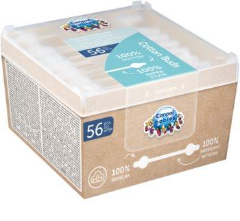 Canpol babies Hygiene vatové tyčinky pro děti