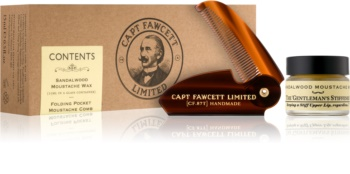 Captain Fawcett Limited coffret cosmétique I. pour homme