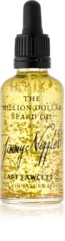Captain Fawcett Jimmy Niggles Esq. olje za brado z zlatom