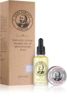 Captain Fawcett Private Stock kit di cosmetici I. per uomo