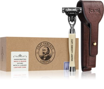 Captain Fawcett Limited set za britje