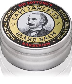 Captain Fawcett Sid Sottung cire pour moustache