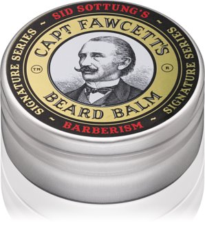 Captain Fawcett Sid Sottung Moustache Wax