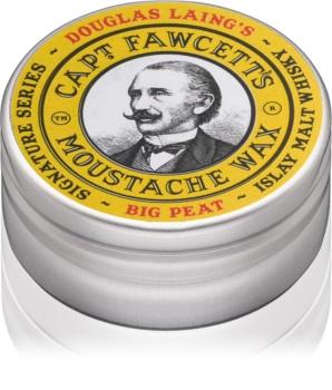 Captain Fawcett Big Peak cire à moustache