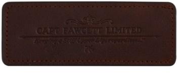 Captain Fawcett Accessories étui en cuir pour peigne